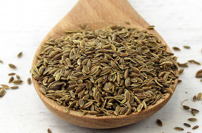 Dill Seeds - Whole