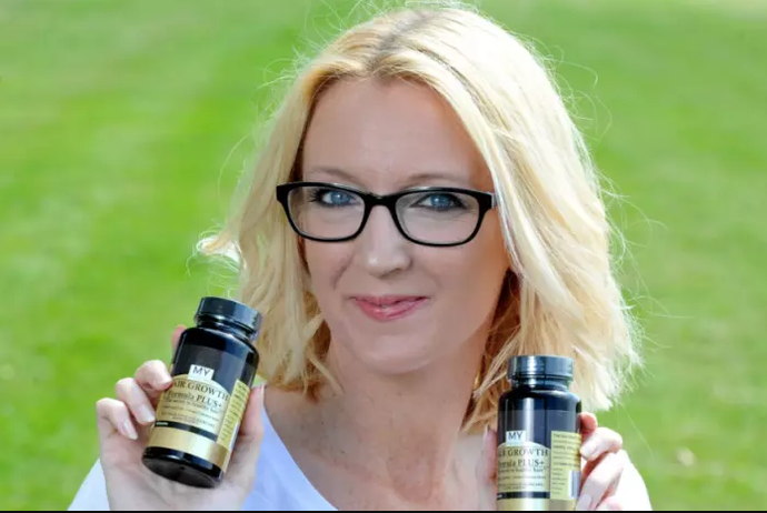 How this UK mum solved her hair loss problems