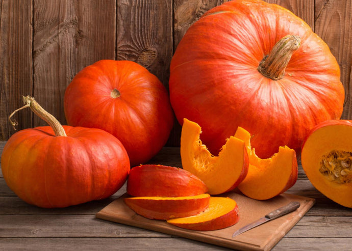 It's not a Trick! Pumpkins can be a real Treat for your Hair and Health!