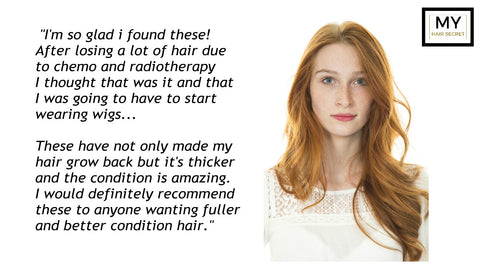 Hair growth after chemo cancer