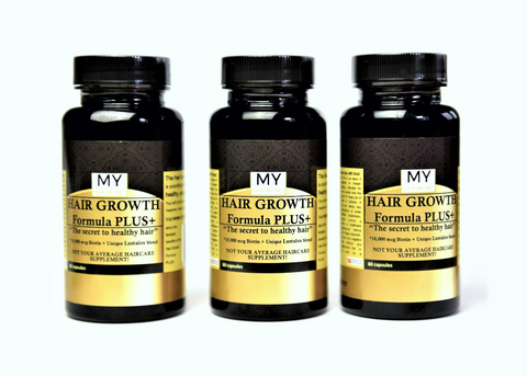 My hair secret. hair growth supplements with lustalox.