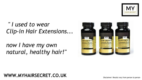 My Hair Secret. Hair growth formula plus lustalox . vegan hair care. vegan beauty