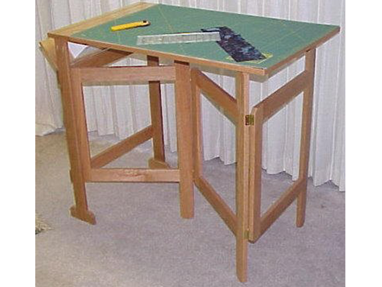 Portable Cutting Table