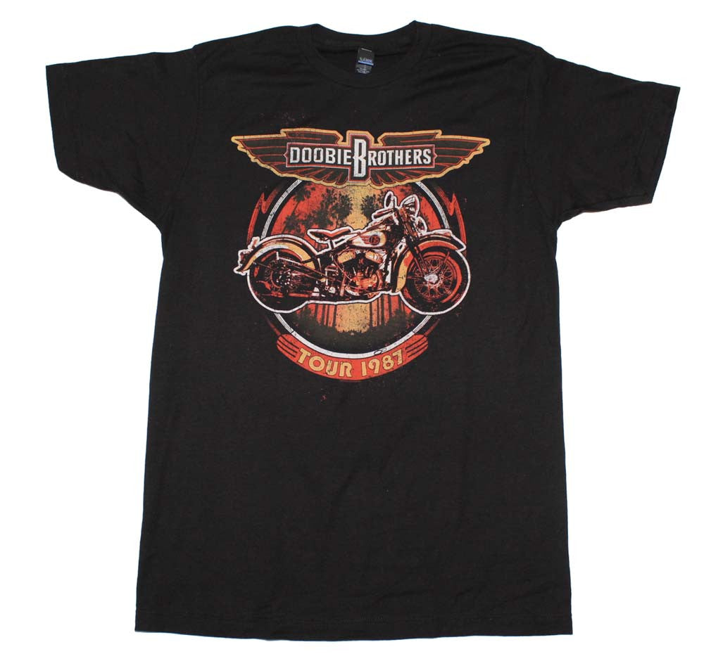 Doobie Brothers Motorcycle Tour T-Shirt
