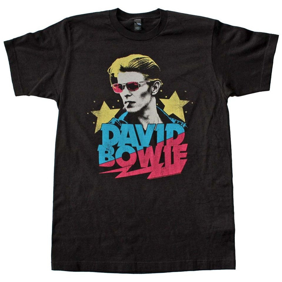 David Bowie Starman Soft T-Shirt