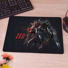 Multiple Zed Mouse Pads