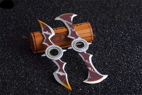 Hand Spinner Gladiator Draven Axe - League of Chains