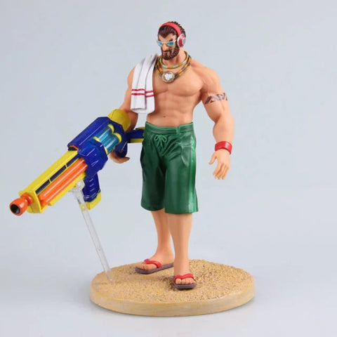 Pool Party Graves Figurine - League of Chains