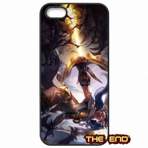 Vayne Skins Phone Cases - League of Chains