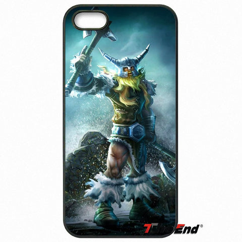 Olaf Phone Case - League of Chains