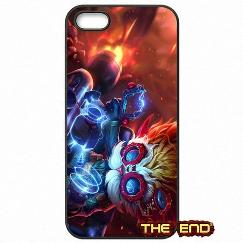 Heimerdinger Phone Cases - League of Chains