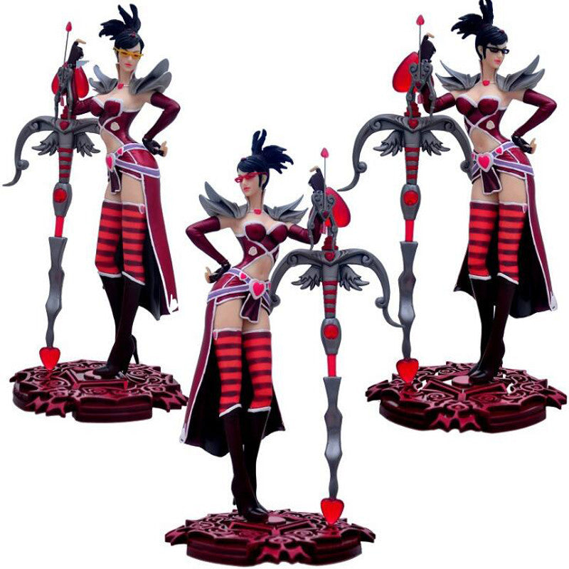 Heart Seeker Vayne Figurine - League of Chains