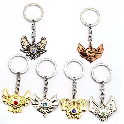 League of Legends Rank Keychain - League of Chains