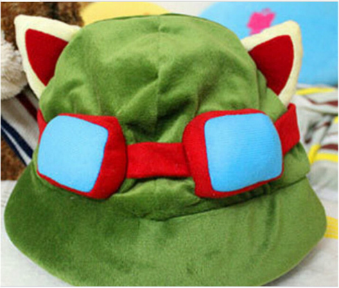 Teemo Hat - League of Chains