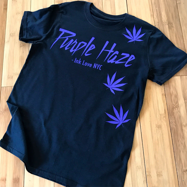 """Purple Haze"" Tee"