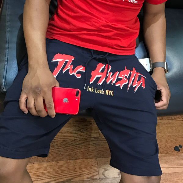 """The Hustla"" Shorts (Olympic)"
