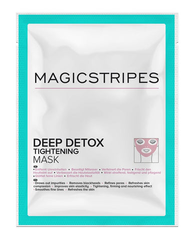 MAGICSTRIPES Deep Detox Tightening Mask