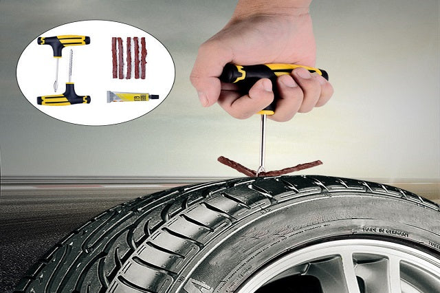 tubeless tire repair kit review