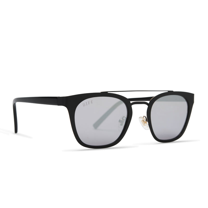 UNCOMMON JAMES x DIFF | MODEL SUNGLASSES | GREY MIRROR LENSES