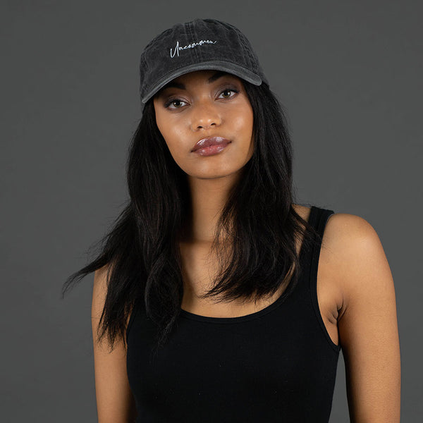 UNCOMMON HAT | BLACK