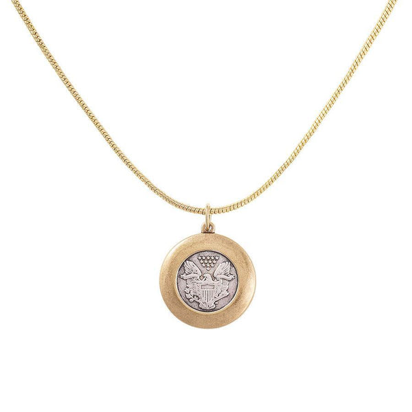 GREAT SEAL NECKLACE