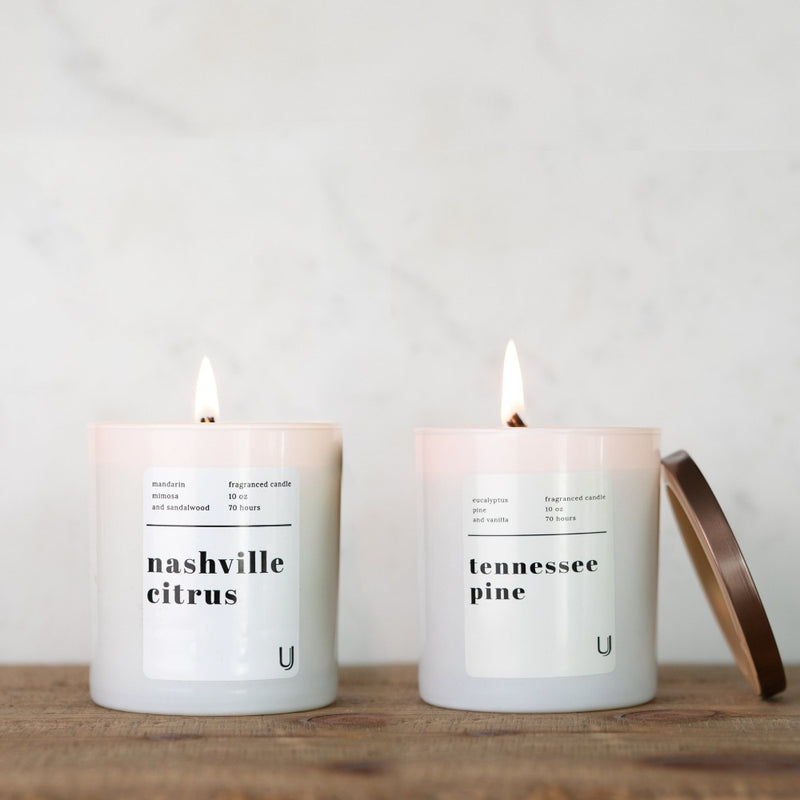 BEST SELLERS CANDLE DUO