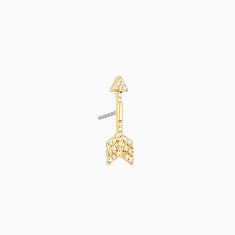 ARCHER SINGLE STUD EARRING