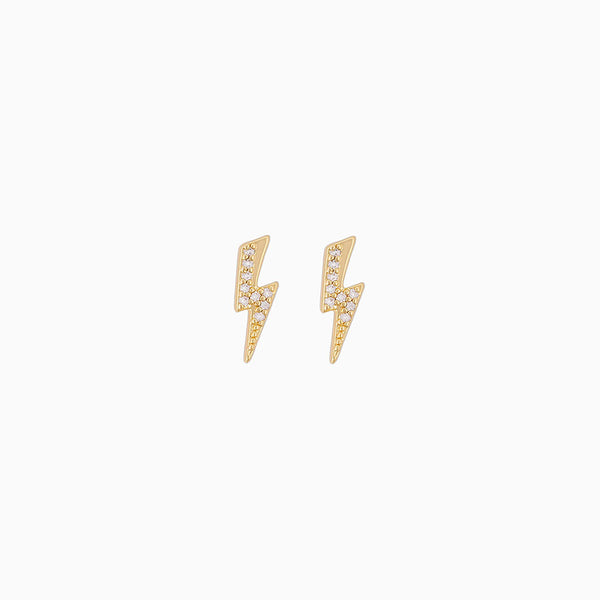 BOLT STUD EARRINGS