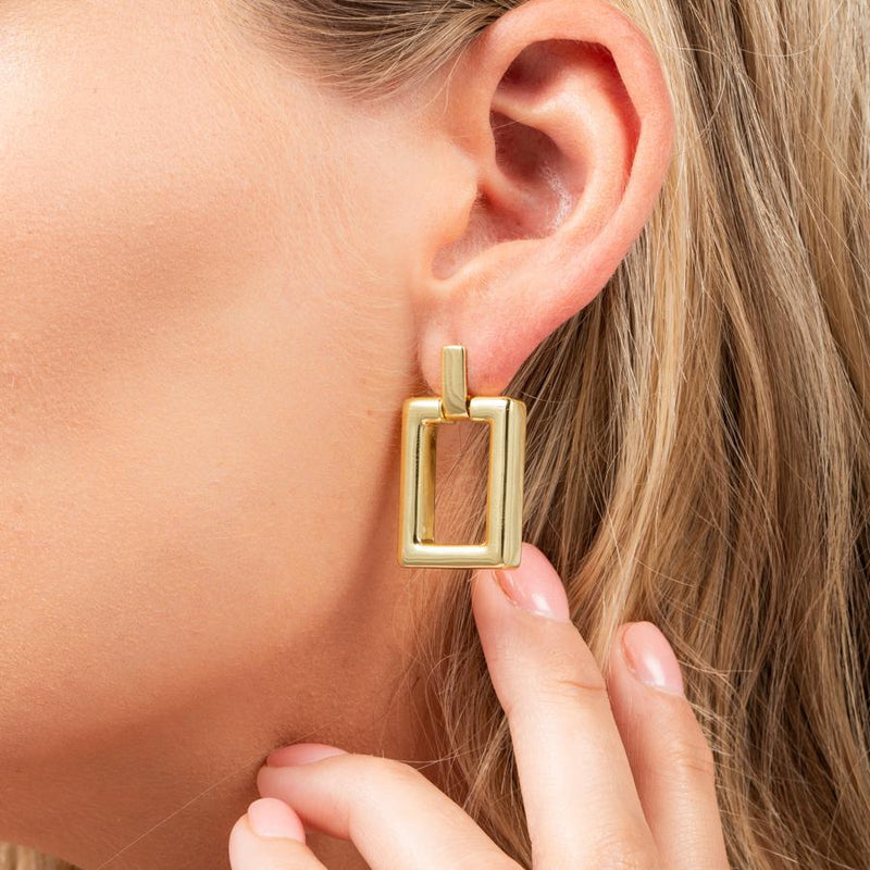 UP FRONT EARRINGS