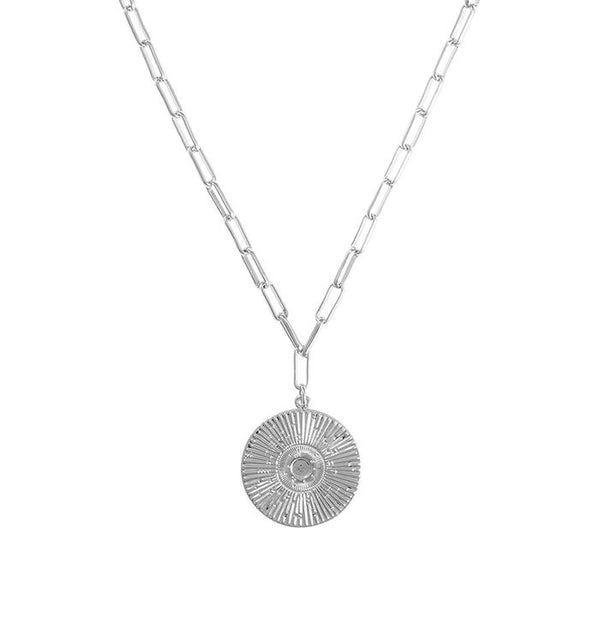 The Medallion | Silver