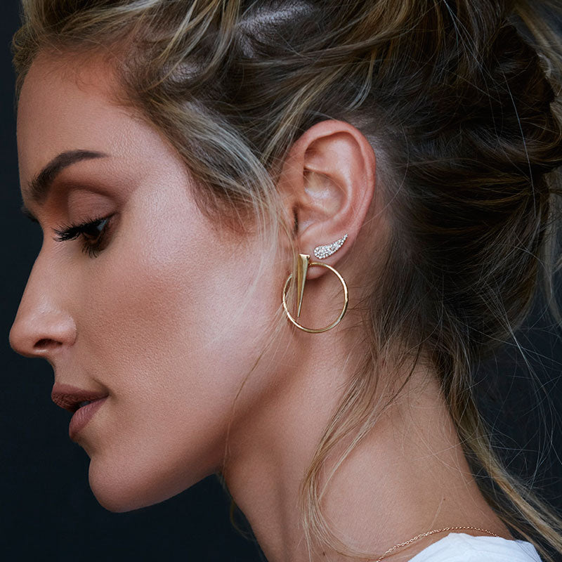Shot in the Dark Earrings