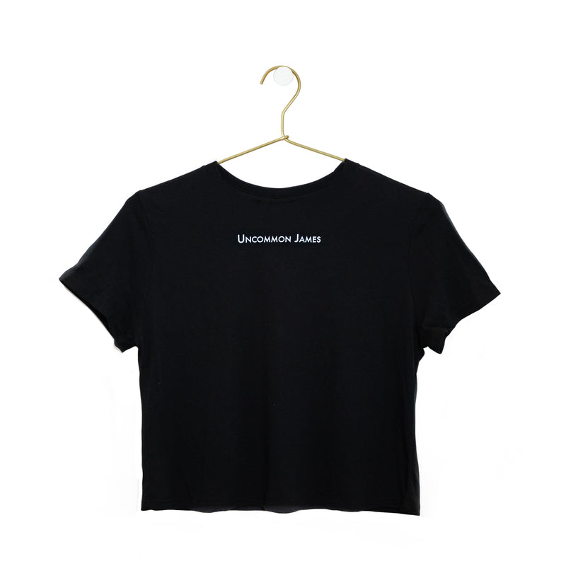 """Brunette"" Crop Top 