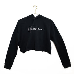 UNCOMMON SWEATSHIRT | BLACK