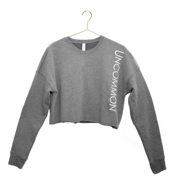 UNCOMMON SWEATSHIRT | GREY