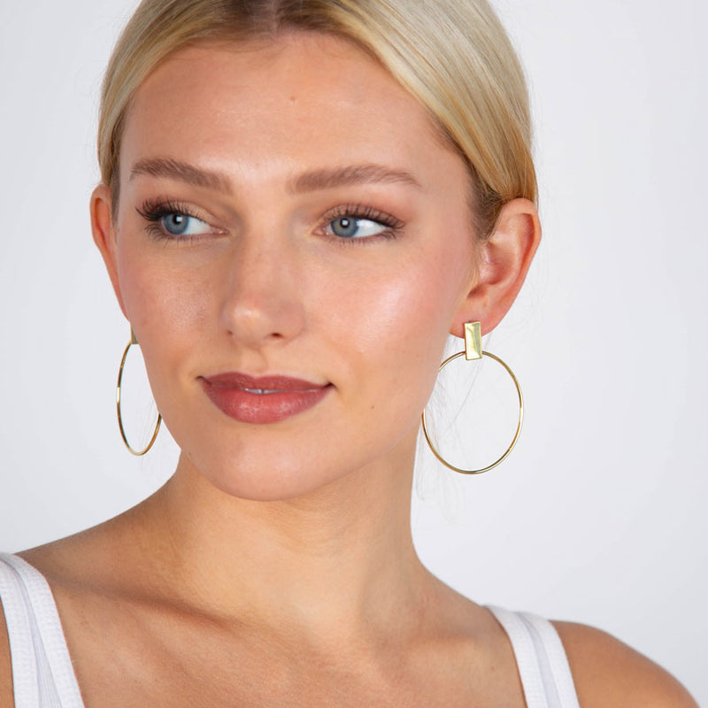 WASHINGTON SQUARE EARRINGS