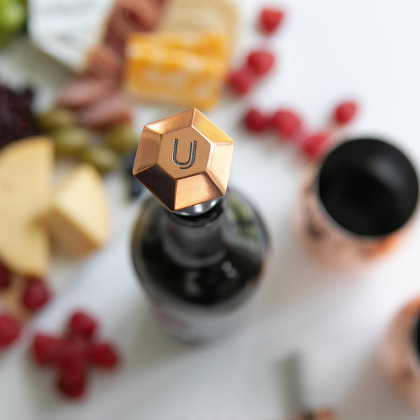 Diamond Wine Stopper