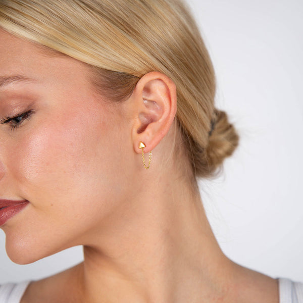 REFINERY EARRINGS