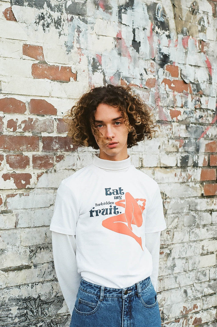 Eat My Forbidden Fruit Tee