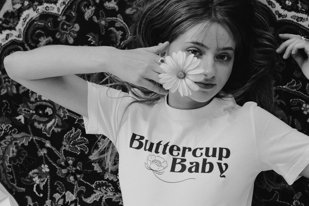 Buttercup Baby Tee