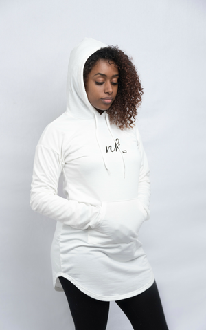 NK Sweatshirt - White