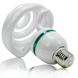 30 Watt Compact Fluorescent Photography Photo CFL Lighting Light Bulb 5400K, AGG1757