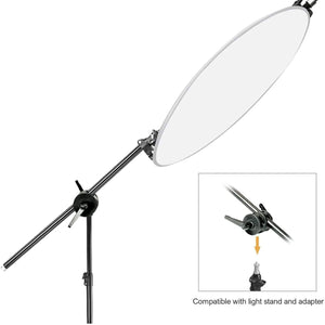 Photo Studio Lighting Reflector Arm Stand Reflector Stand Holder Boom Arm, AGG812_V3