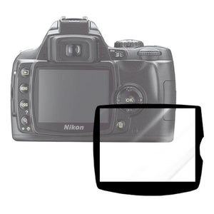 LCD Glass Screen Protector for Nikon D40, D40X, AGG1000