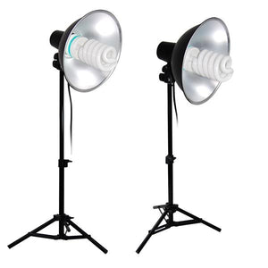 Photography Table Top, Mini Studio Continous Bowl Reflector Lighting Kit, AGG1013