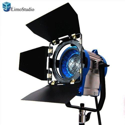 300 Watt Photography Studio Light Photo Video Film and Television Tungsten Fresnel Continuous Lighting Spotlight, AGG1024