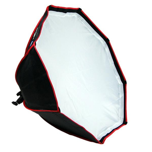 Photo Studio Photography Reflective Octagon Softbox White Diffuser Honeycomb Grid, AGG1053
