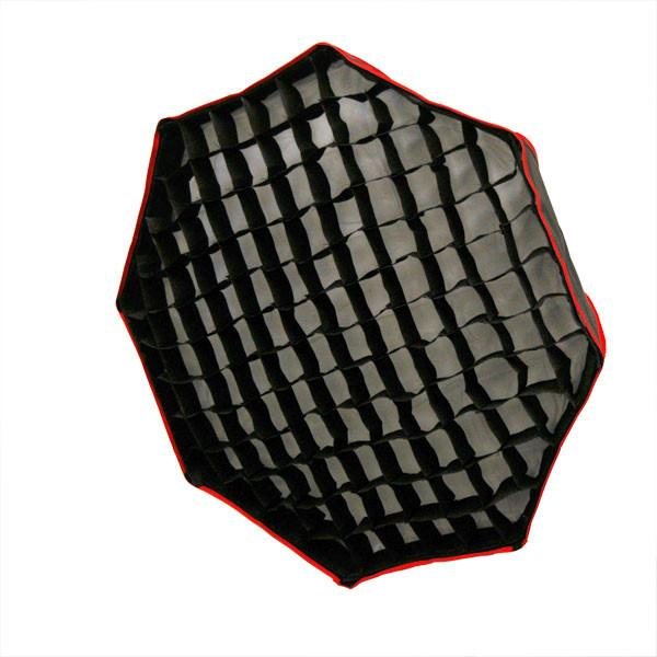 Photography Photo Video Studio Premium HoneyComb Octagon Softbox Light Lighting Kit, AGG1096