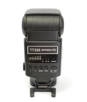 Photography Camera Flash Speedlite for Canon Nikon Pentax Olympus + Flash Diffuser, AGG1116
