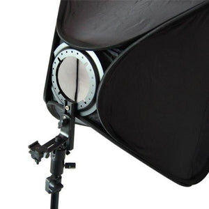 "Photography Studio 24"" Light Holder with Square Softbox Reflector, AGG1166"