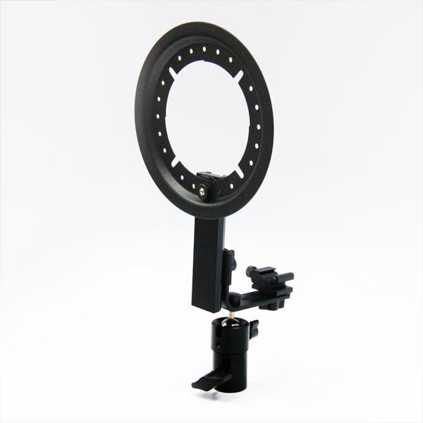 "Photo Studio 24"" Light Holder with Square Softbox Reflectors and Stand with carrying bag, AGG1168"